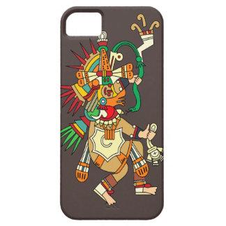 Quetzalcoatl Dancing - Customizable iPhone 5 Cover