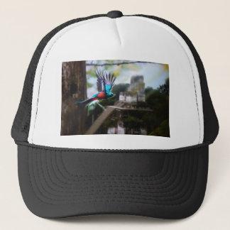 Quetzel in Tikal Trucker Hat