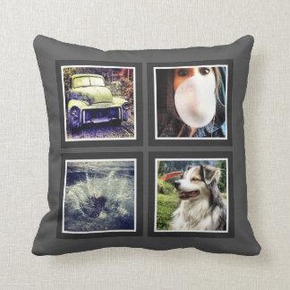Quick and Easy Custom Instagram Photo Cushion