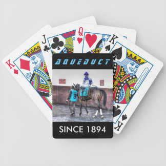Quick on the Draw Bicycle Playing Cards