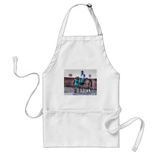 Quick on the Draw Standard Apron