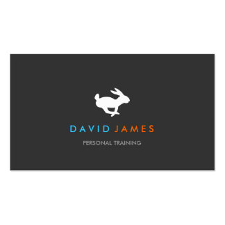 Quick Rabbit Logo short name Business Card