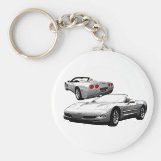 Quick Silver Key Ring