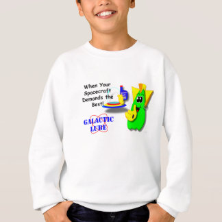 Quickel has what your spaceship needs! sweatshirt