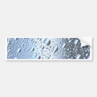 Quicksliver Mercury Bubbles Bumper Sticker