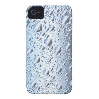 Quicksliver Mercury Bubbles iPhone 4 Case-Mate Cases