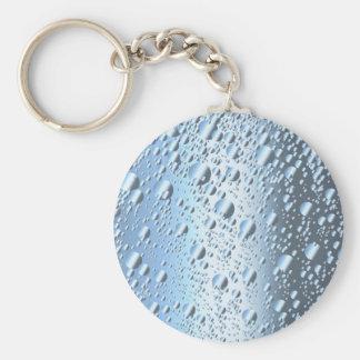 Quicksliver Mercury Bubbles Key Ring