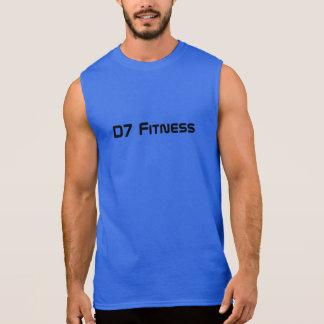 QuicKz - Blue Fitness Shirt