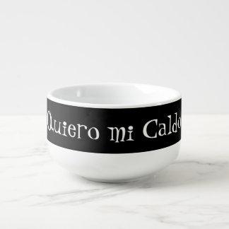 quiero mi caldo soup mug