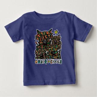 """""""Quiet Change"""" BuddaKats Baby T-Shirt"""