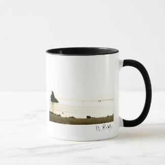Quiet Coffee Sierra Morning Lake Mug
