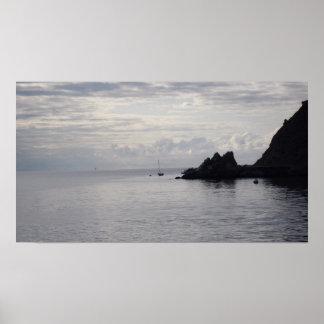 Quiet Horizon Poster