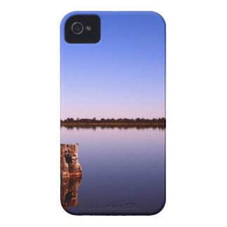 Quiet Lake iPhone 4 Covers