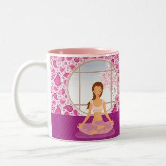 QUIET MIND mug