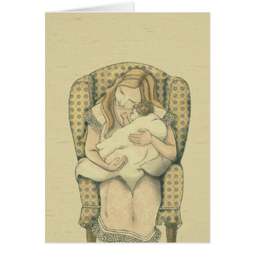 Quiet Moments   Note Card