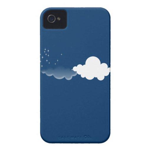 Quiet night iPhone 4 case