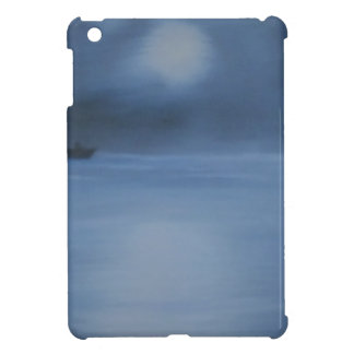 quiet ocean night alone case for the iPad mini