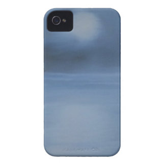 quiet ocean night alone iPhone 4 Case-Mate cases