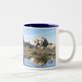 QUIET REFLECTION Two-Tone MUG