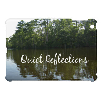 Quiet Reflections on the Water iPad Mini Cases