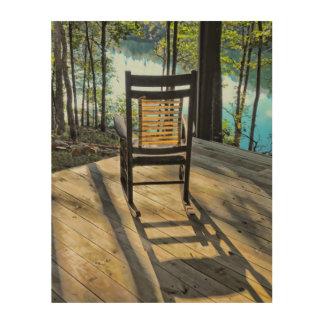 Quiet Times Wood Print