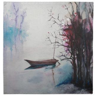 Quiet Waters Napkin