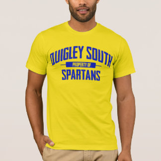 QUIGLEY SOUTH SPARTANS (NOW CLOSED) SHIRT - PRIDE!