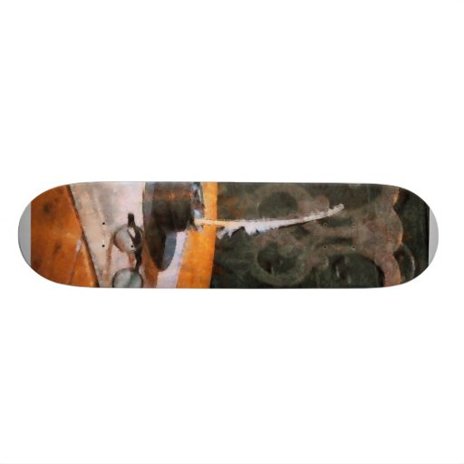 Quill and Spectacles Skateboard Decks