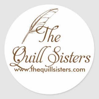 Quill Sisters sticker