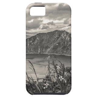 Quilotoa Lake Latacunga Ecuador Case For The iPhone 5