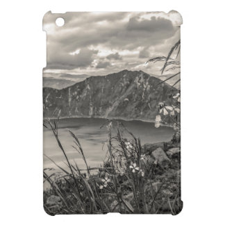 Quilotoa Lake Latacunga Ecuador iPad Mini Covers
