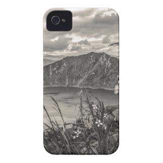Quilotoa Lake Latacunga Ecuador iPhone 4 Covers