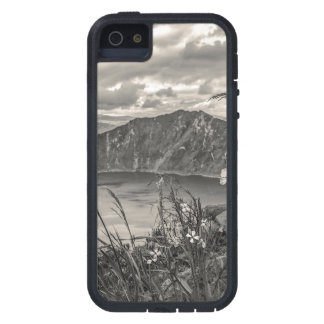 Quilotoa Lake Latacunga Ecuador iPhone 5 Cases