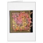 Quilt Card - Garden