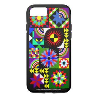 Quilt Collage iPhone Case