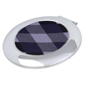 Quilt-Mock-Designer-Eloquence-Navy Vanity Mirror