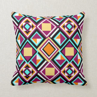 Quilt Pattern Repeat Pillow! Cushion