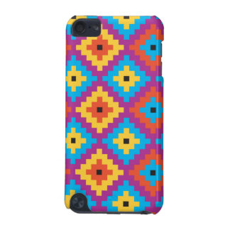Quilt Textile pattern iPod Touch (5th Generation) Cases