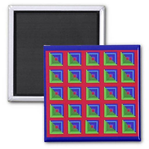 Quilt Top Magnet