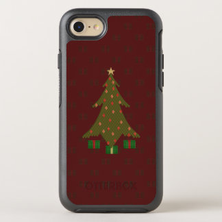 Quilted Christmas Otterbox Phone Case