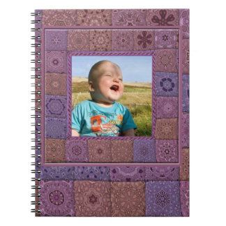 Quilters Craft Photo Notebook