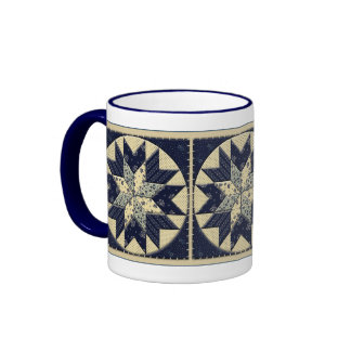 Quilter's Cup Ringer Mug