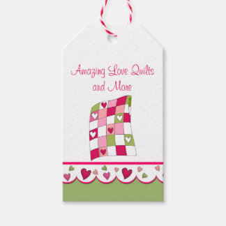 Quilting Business Product Tags