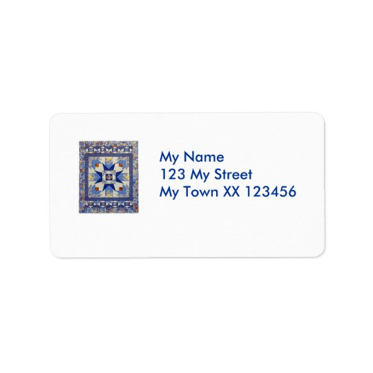 Quilty Address Labels