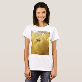Quince on T-shirt