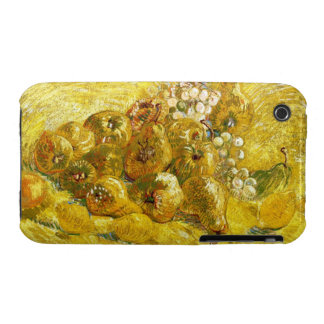 Quinces, Lemons, Pears and Grapes Vincent van Gogh iPhone 3 Case-Mate Cases