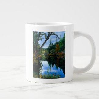 Quincy coffee tea mug w/ original art