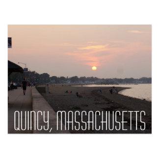 Quincy Massachusetts   Photographer Brad Hines Postcard