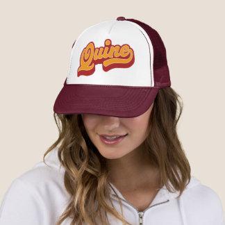 Quine, Doric Dialect Trucker Hat, Scottish Trucker Hat