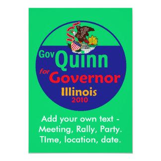 QUINN Illinois Invitation